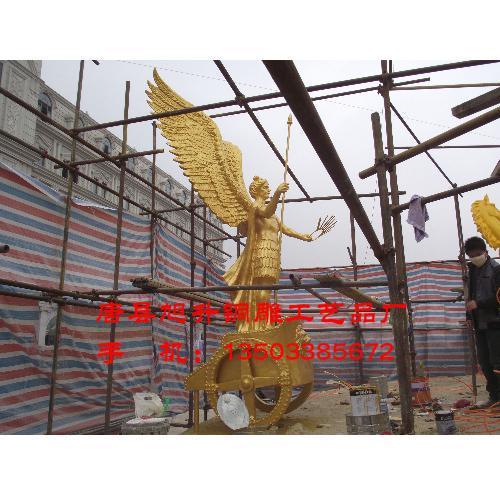 城市铜雕丨阿波罗(图片)